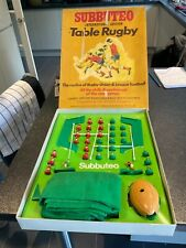 More details for subbuteo boxed rable rugby international edition