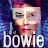 "DAVID BOWIE ""BEST OF"" 2 CD NEUWARE"