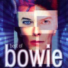 "DAVID BOWIE ""BEST OF"" 2 CD NEUWARE"