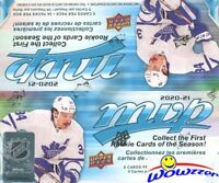 2020/21 Upper Deck MVP Hockey MASSIVE Factory Sealed 36 Pack Retail Box-180 Card