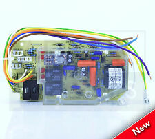 GLOW WORM ULTIMATE 40 50 60 80 100 120 FF CIRCUIT BOARD (2 FUSE 7 WIRE) S900847