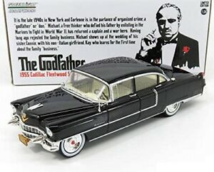 Greenlight Collectibles Model Car The Godfather 1955 Cadillac Fleetw. 1:24
