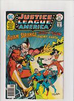 Justice League of America #138 VF- 7.5 DC Comics 1977 Superman Neal Adams Cover