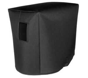 "Ashdown Mag 410 Cabinet Cover - Black, Water Resistant, 1/2"" Padding (ashd006p)"