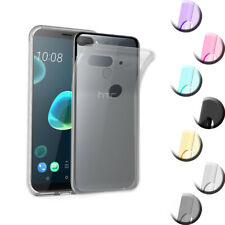 Silicone Case for HTC Desire 12 PLUS Shock Proof Cover Ultra Slim TPU Gel