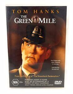 The Green Mile DVD Region 4 Drama Tom Hanks Region 4 Free Postage