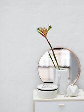 Brass Frame Round Decorative Mirrors