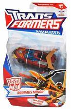 Hasbro Transformers Animated Rodimus Minor MOSC TRU