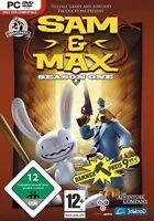 Sam & Max - Season One für Pc Neu/Ovp/Deutsch