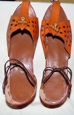 INDIAN SHOES WOMENS SANDALS PARTYCASUAL SLIPPER THONGS BOHO SHOES ETHNIC SLIPPER