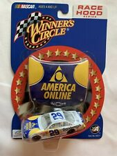 #29 KEVIN HARVICK GOODWRENCH+ AMERICA ONLINE HOOD 2002 WINNERS CIRCLE 1/64