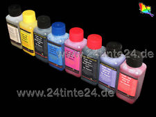 8 x 100ml 800 ml Pigment Tinte Refill Ink R800 R1800 R 800 1800 T0540 für Epson