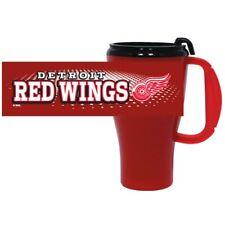 Detroit Red Wings 16-Ounce Plastic Roadster Travel Mug