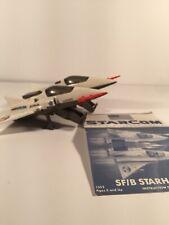 Starhawk SF/B Strategic Fighter Bomber Vehicle 100% Complete Starcom 1986