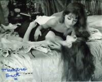Actress Madeline Smith Signed Reprint Vampire Lovers 8x10 Photo H-418