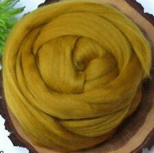 Dijon - Merino wool roving, combed top, for spinning, nuno felting - 2 oz