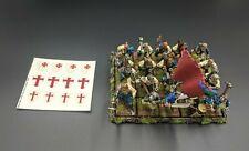 Juegos taller Warhammer el imperio espadachines y comando fuera de imprenta WFB Pro Pintado