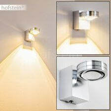 Design Bad Strahler LED Aluminium Wand Beleuchtung Wohn Schlaf Bade Zimmer Lampe
