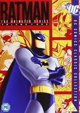 Batman - The Animated Series Vol 1 (1992) 4-DVD Edizio. Estera Audio In Italiano