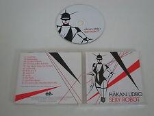 HAKAN LIDBO/SEXY ROBOT(LASERGUN-LASERGUN 016)CD ALBUM
