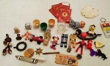 Vintage Large Junk Drawer Lot Toys,Key Chains,Miniatures,Collectibles, Much More