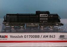 Hobbytrain 2942, Spur N, Diesellok MRCE G1700 # 5001592, Ep. 6, Hobbytrain H2942