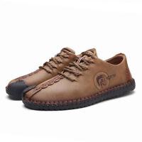 Fashion Outdoors Exploration Comfortable Lace-up Nubuck Leather Men`s Shoes