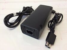 100% Original  Microsoft XBox 360  Slim Power Supply AC Adapter OEM Official