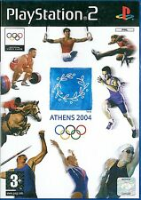 Athens 2004 Sony PlayStation 2 PS2 3+ Olympics Mixed Sports Game