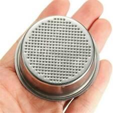 Coffee 2 Cup 51mm Non Pressurized Filter Basket For Breville Delonghi Krups Hot