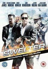 Swelter (DVD, 2013) Jean-Claude Van Damme NEW SEALED PAL R2
