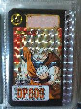 Carte Dragon Ball Z DBZ Carddass Hondan Part 12 #498 Prisme 1992 MADE IN JAPAN
