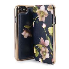 Ted Baker® NARDIAR Luxury Branded Mirror Folio Case for iPhone 8 - Arboretum