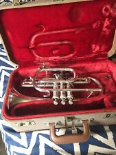 Besson International Cornet 1960s  1st Gen Very Rare