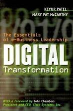Digital Transformation: The Essentials of e-Business Leadership, McCarthy, Mary
