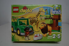 Lego Duplo 10802 - Around the World En su caja
