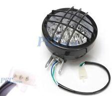 12V LED 3 WIRE HEADLIGHT LAMP W/ HIGH LOW BEAM ATV GO KART QUAD SCOOTER V LT04