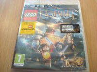 LEGO THE HOBBIT ** NEW & SEALED ** Sony Playstation 3 Ps3 Game