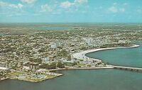 LAM (S) West Palm Beach, FL - Aerial View of the Skyline