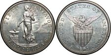 1904-S US/Philippines 50 Centavos ~ Ch. AU Details ~ 90% Silver ~ A#13.03 ~MX811