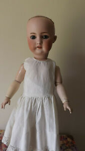 "19"" Antique Doll-Simon & Halbig.Very Good Condition."