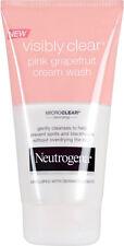 Neutrogena Visibly Clear Pink Grapefruit Cream Wash (150ml)