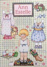 Mary Engelbreit Mag. Paper Doll, Ann Estelle, Winter Issue, Uncut