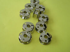 10 singer sewing machine en métal les bobines 201K / 99K / 66K / 185K / 401 / 411g / 300/400 / série