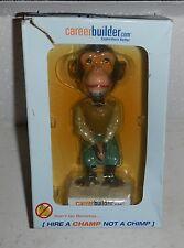 Career Builder .com Champ Chimp Monkey Bobblehead