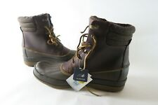 Sperry Top-Sider Men's Cold Bay Vibram Grip Lined Duck Boot Tan STS18185 Size 12