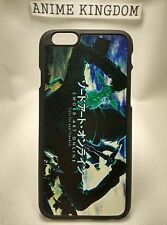 USA Seller Apple iphone 6 & 6S Anime Phone case Cover Sword Art Online SAO Cool