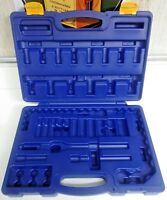 """Napa 90928 62 Piece 3/8"""" Drive 6 Point Socket Set CASE ONLY (NO TOOLS)"""