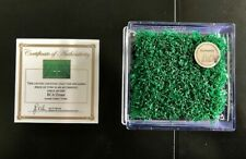 Indianapolis Colts Game Used Turf RCA Dome Peyton Manning Rookie NFL