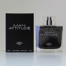 MAN ATTITUDE by Deray 3.3 / 3.4 oz edt Cologne Spray for Men * New In Box